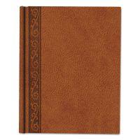Blueline Da Vinci Notebook, College Rule, 11 x 8 1/2, Cream, 75 Sheets REDA8004
