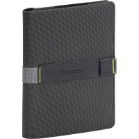 """Solo Surge Universal Tablet Case for 5.5"""" to 8.5"""" Tablets, Black/Gray USLSTM2224"""