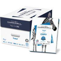 Hammermill Everyday Copy and Print Paper, 92 Brightness, 20 lb, 8 1/2 x 11, White, 5000 Sheets/Carton HAM162008