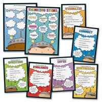 Carson-Dellosa Thinking Stems Bulletin Board Set CDP110286