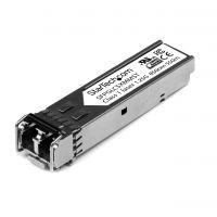 StarTech.com Cisco Compatible Gigabit Fiber SFP Transceiver Module MM LC - 550m (Mini-GBIC) SYNX3442299