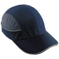 ergodyne Skullerz 8950 Bump Cap, Long Brim, Navy EGO23345