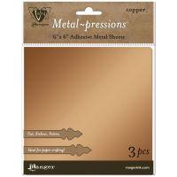 Ranger Vintaj Copper Foil Sheets 3/Pkg NOTM250197