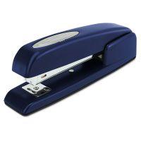 Swingline 747 Business Full Strip Desk Stapler, 25-Sheet Capacity, Royal Blue SWI74729