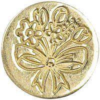 """Decorative Seal Coin .75"""" NOTM270274"""