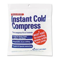 First Aid Only Cold Compress, 4 x 5 FAOZ6005