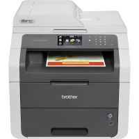 Brother MFC-9130CW Wireless All-in-One Laser Printer, Copy/Fax/Print/Scan BRTMFC9130CW