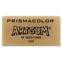 Prismacolor ARTGUM Non-Abrasive Eraser, Dozen SAN73030