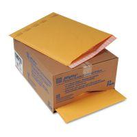 Sealed Air Jiffylite Self Seal Mailer, #7, 14 1/4 x 20, Golden Brown, 25/Carton SEL10192