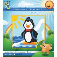 "Needleart World Needlepoint Kit 6""X6"" NOTM052527"