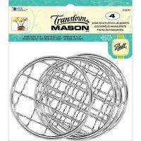 Transform Mason Ball Lid Inserts 4/Pkg NOTM439328