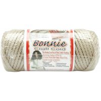 Bonnie Macrame Craft Cord 4mmX50yd NOTM257542