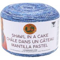 Lion Brand Shawl in a Cake Yarn NOTM064969