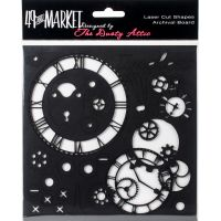 "49 And Market Archival Chipboard 6""X6"" NOTM236348"