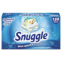 Snuggle Fabric Softener Sheets, Fresh Scent, 120 Sheets/Box DVOCB451156EA