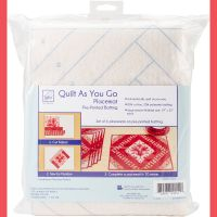 June Tailor Quilt As You Go Placemat 6/Pkg NOTM084963