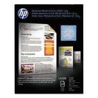 HP Color Laser Presentation Paper, 95 Brightness, 32 lb, 8 1/2 x 11, White, 250 Sheets/Pack HEWCG988A