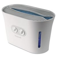 Honeywell Easy-Care Top Fill Cool Mist Humidifier, White, 16 7/10w x 9 4/5d x 12 2/5h HWLHCM750