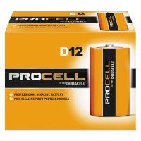 Duracell Procell Alkaline Batteries, D, 12/Box DURPC1300