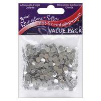 Darice Rhinestone Setter Hot-Fix Glass Stones NOTM401712