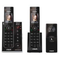 Vtech IS7121-2 Digital Answering System, A/V Doorbell, Base and 1 Additional Handset VTEIS71212