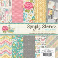 Simple Stories Paper Pad   NOTM028937
