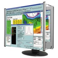 "Kantek LCD Monitor Magnifier Filter, Fits 22"" Widescreen LCD, 16:9/16:10 Aspect Ratio KTKMAG22WL"