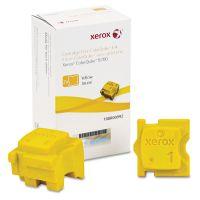 Xerox 108R00992 Ink Sticks, 4200 Page-Yield, Yellow, 2/Box XER108R00992