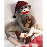 Peejay Sock Monkey Kit NOTM353888