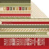 Yuletide Double-Sided Cardstock  NOTM101505