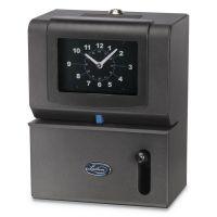 Lathem Time Heavy-Duty Time Clock, Mechanical, Charcoal LTH2121