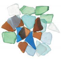 Clay, Metal, Glass & Stone