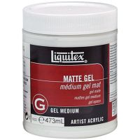 Liquitex Matte Acrylic Gel Medium NOTM132976