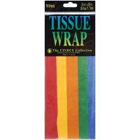 """Tissue Wrap Combo Packs 20""""X26"""" 10/Pkg NOTM331069"""