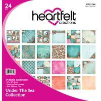 "Heartfelt Creations Double-Sided Paper Pad 12""X12"" 24/Pkg NOTM322432"
