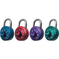 Master Lock Assorted Numeric Combination Locks MLK1530DCM