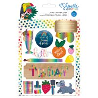 Shimelle Box Of Crayons 8-Page Book NOTM368249