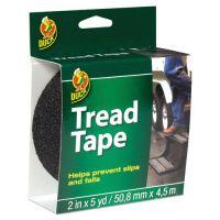 """Duck Tread Tape, 2"""" x 5yds, 3"""" Core DUC1027475"""