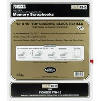 Post Bound Top-Loading Page Protectors 5/Pkg NOTM239995