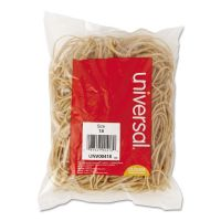 Universal Rubber Bands, Size 18, 3 x 1/16, 400 Bands/1/4lb Pack UNV00418