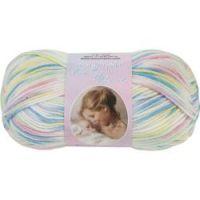 Mary Maxim Baby's Best Yarn - Rainbow Print NOTM445647