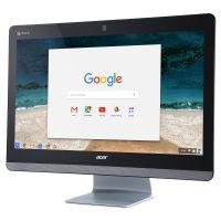 Acer Chromebase 24 CA24V All-in-One Computer - Intel Celeron 3215U 1.70 GHz - Desktop SYNX4464506