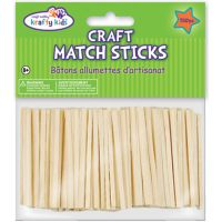 Krafty Kids Craft Match Sticks NOTM445010