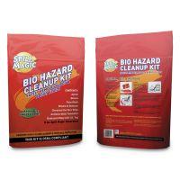 """Spill Magic Biohazard Spill CleanUp, 3/4"""" x 6"""" x 9"""" FAOSMBIOHAZARD"""