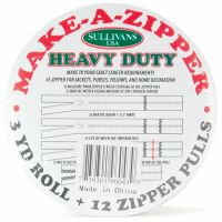 Make-A-Zipper Kit Heavy-Duty 3yd NOTM032890