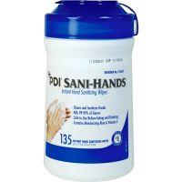 PDI Sani-Hands Disinfectant Hand Sanitizing Wipes NICPSAL077472