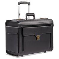 Catalog Case on Wheels, Koskin, 19 x 9 x 15-1/2, Black BND456110BLK