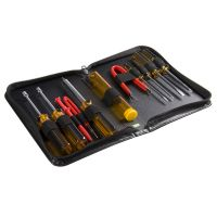 StarTech.com 11 Piece PC Computer Tool Kit with Carrying Case SYNX495646