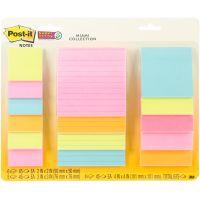 Post-It Super Sticky Notes Assorted Sizes 15/Pkg NOTM211923