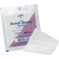 Medline Non-Sterile Avent Gauze Sponges MIINON25334